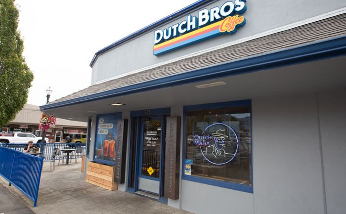 Dutch Brothers Coffee | Grants Pass
